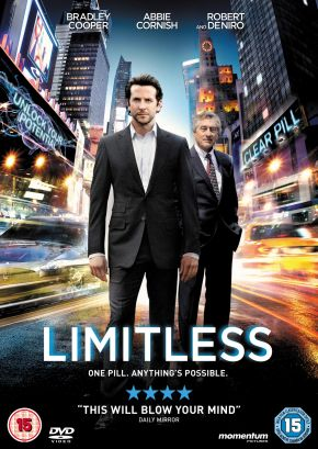 Limitless DVD release date UK   Movie Trailers   Movies  bdc1f2ccb