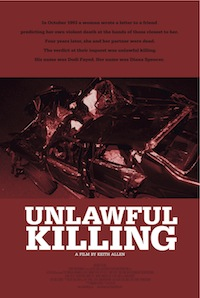 Unlawful Killing - movie poster