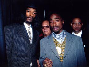 colori armoniosi rivenditore di vendita vendite speciali Snoop Dogg and Dr Dre bring 2Pac and Nate Dogg back to life ...