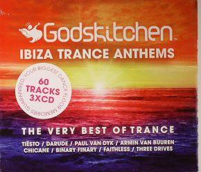Godskitchen Ibiza Trance Anthems album artwork