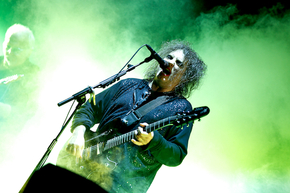 The Cure @ Leeds 2012