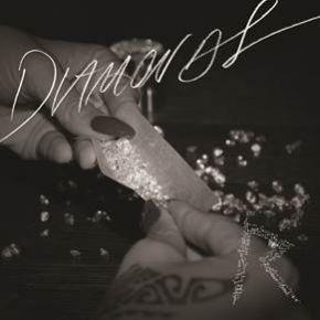 Rihanna Diamonds artwork