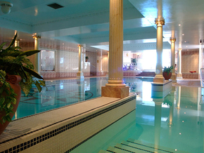 Review Indulge Yourself At Thornton Hall The Spa Wirral