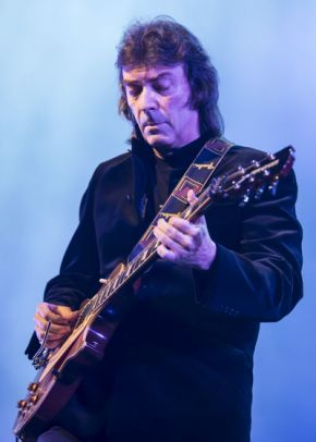 Steve Hackett (c) Armando Gallo