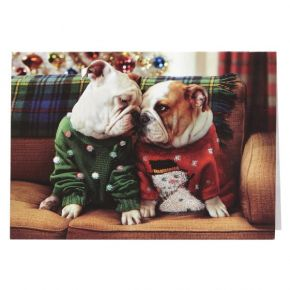 French Bulldog Christmas Jumper.A 2016 Christmas Jumper Guide Creative Review Style