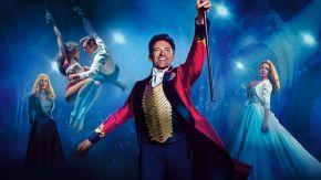 Hugh Jackman as The Greatest Showman