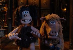 Dug and Hognob in Early Man