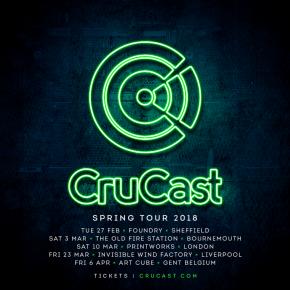 CruCast Spring Tour
