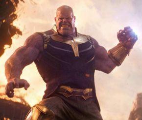 Josh Brolin as Thanos in Marvel's Avengers: Infinity War