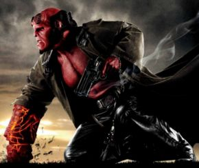 Ron Perlman in Hellboy II: The Golden Army