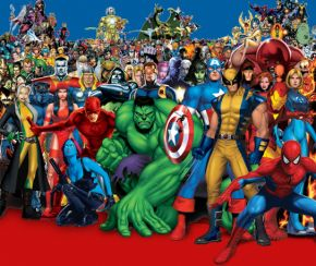 The Marvel Universe (Part I)