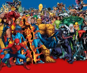 The Marvel Universe (Part II)