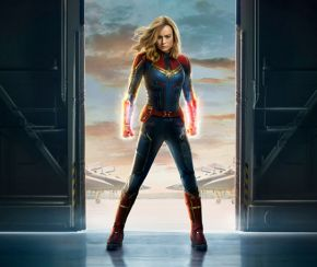 Higher. Further. Faster. - Marvel Studios' Captain Marvel
