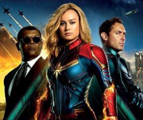 Higher. Further. Faster. Marvel Studios' Captain Marvel