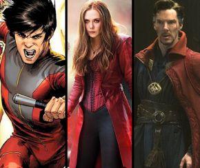 Shang-Chi, WandaVision and Doctor Strange 2