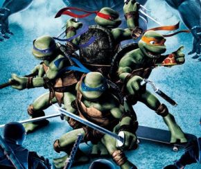 Turtle Power! New CG TMNT reboot in the works.