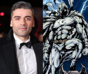 Oscar Isaac as Moon Knight