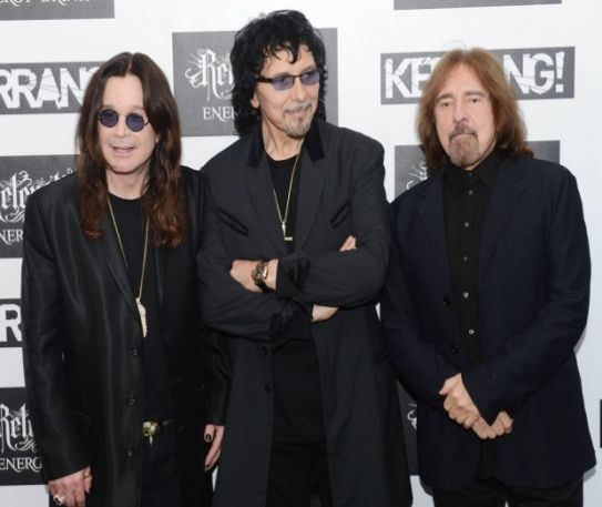 Black Sabbath return with a No.1 after 43 years