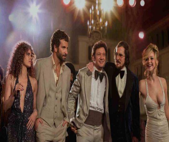 American Hustle costumes: Oscar nomination