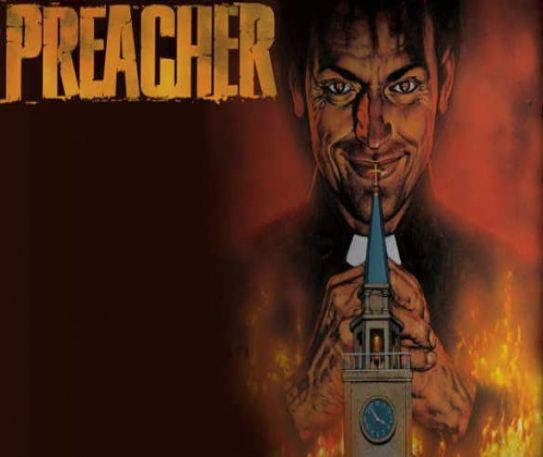 TV adaptation of Preacher developed by Seth Rogan begins filming, scheduled for 2016