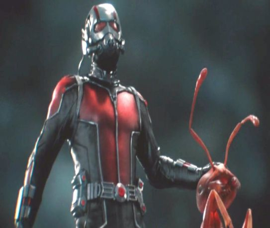 Ant-Man: Seriously good Ant-ertainment