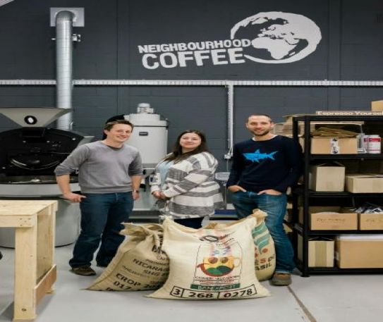 Delifonseca teams up with new local independent roaster to create exclusive coffee blend