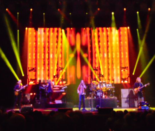Yes at The Liverpool Philharmonic Hall