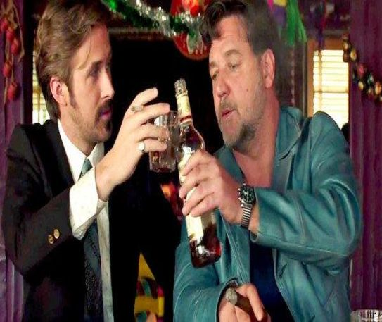 The Nice Guys are rather boozy in this animated promo