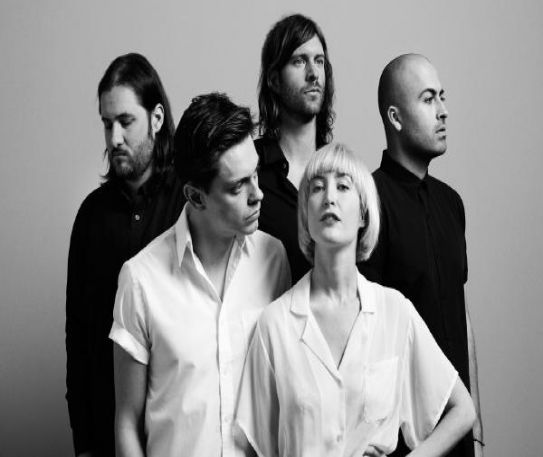 Sinister new single Push & Pull, released from July Talk