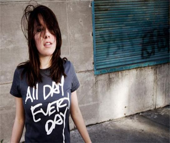 K.Flay releases new single Blood In the Cut off her new EP Crush Me