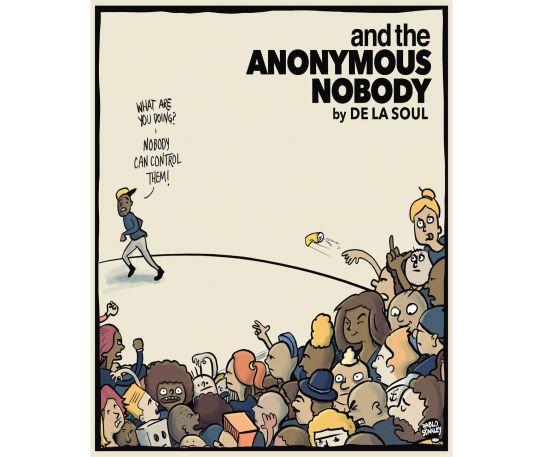 De La Soul's crowdfunded album 'The anonymous nobody' review