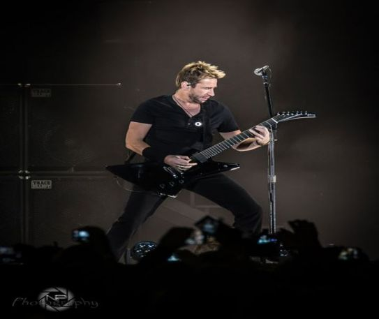 Nickelback with Special Guests Monster Truck at The Echo Arena, Liverpool