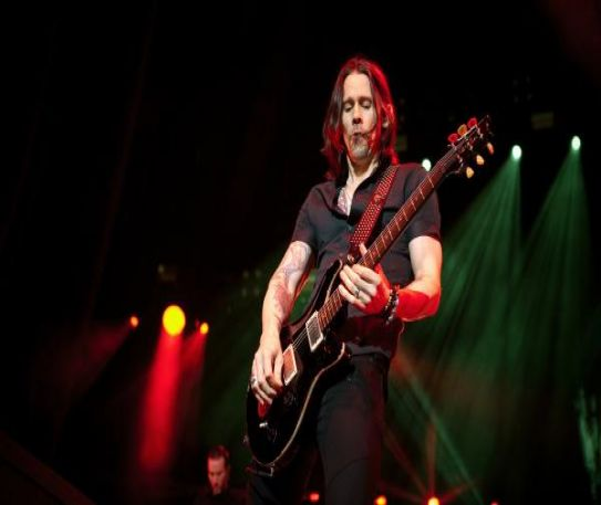 Review: Alter Bridge at the First Direct Arena in Leeds