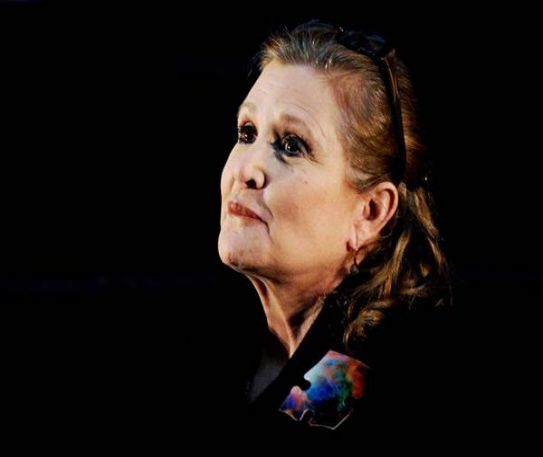 Star Wars actress Carrie Fisher passes away after suffering a heart attack