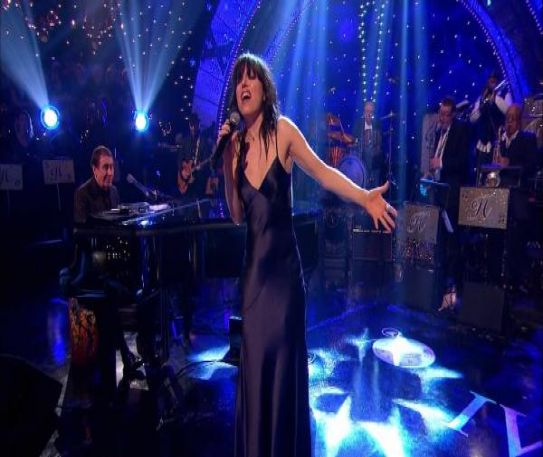 Imelda May steals the show on Jools Holland's Hootenanny with performance of new track Black Tears