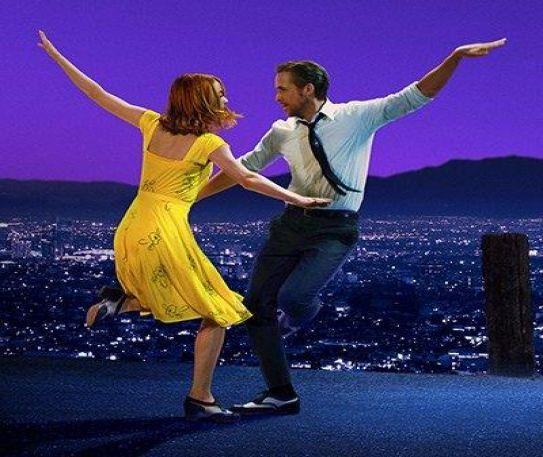 La La Land leads BAFTA film nominations