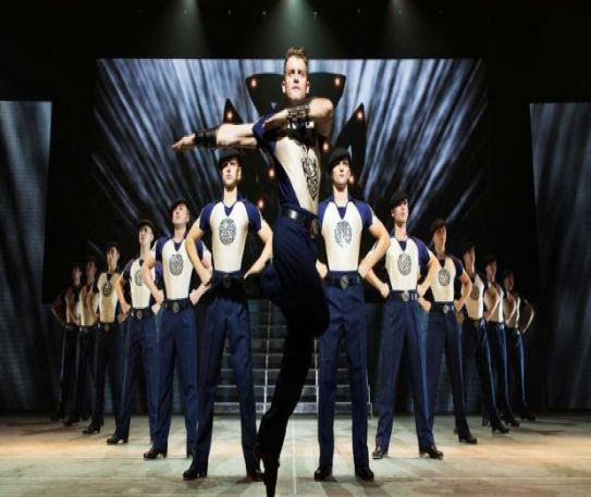 Lord of the Dance: Dangerous Games at The Liverpool Empire
