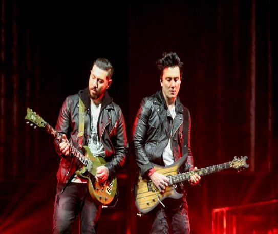 Avenged Sevenfold stormed the stage in Manchester