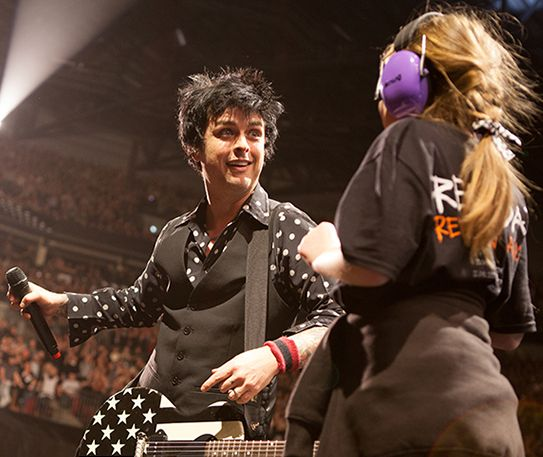 Green Day bring the revolution to Leeds