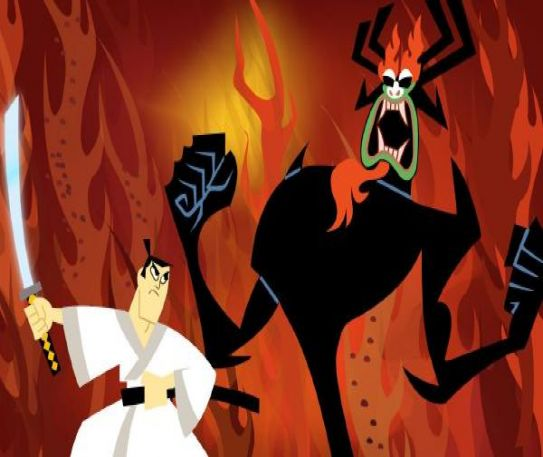 Watch the trailer for season 5 of Samurai Jack