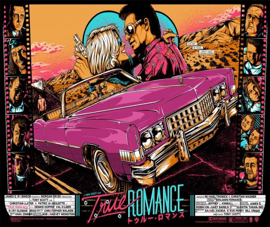 Valentines Day: a movie guide for Freaks and Geeks - Watch True Romance tonight at The Merchant