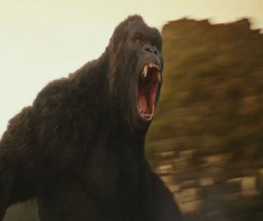 Kong: Skull Island - A brilliant reimagining of the iconic movie monster.