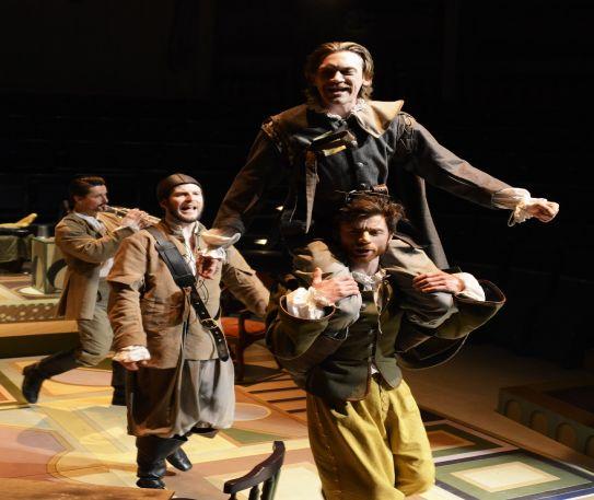 Cyrano at The Liverpool Playhouse