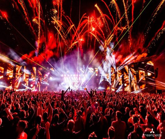 Creamfields to celebrate their 20th Anniversary this August Bank Holiday Weekend