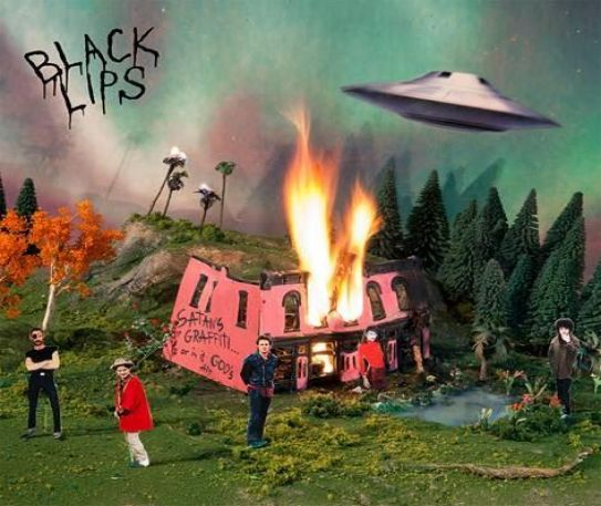 Black Lips announce new album titled Satan's Graffiti or God's Art? for May