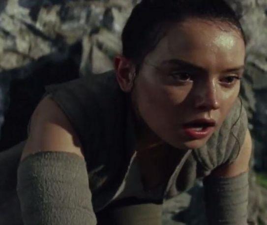 Rey begins her Jedi training in Star Wars: The Last Jedi teaser trailer