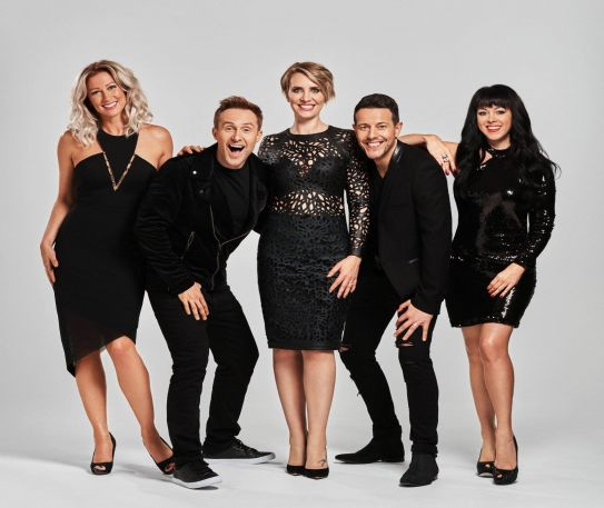 Steps release their latest album after 17 years called Tears on the Dancefloor