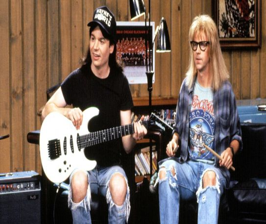Wayne's World's 25th Anniversary screening at The Merchant next week and 10 cool facts about the movie.