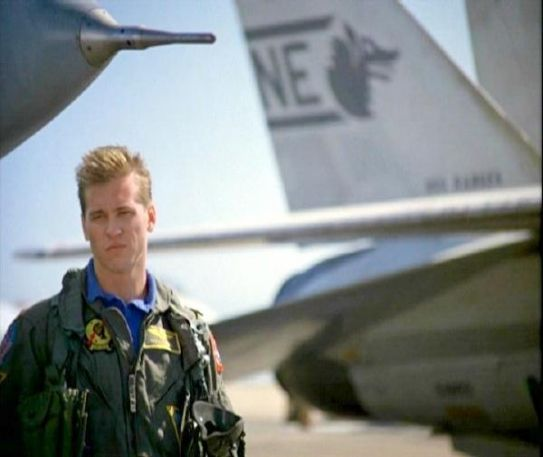 Val Kilmer declares that he is ready for Top Gun 2