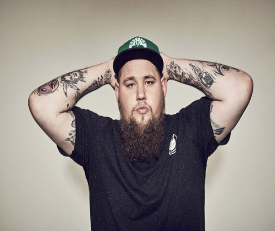 Rag'n'Bone Man officially releases UK and Ireland 'Overlook' tour
